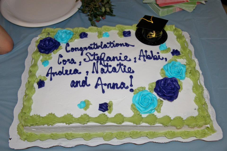 Th Grade Graduation Cake Sayings