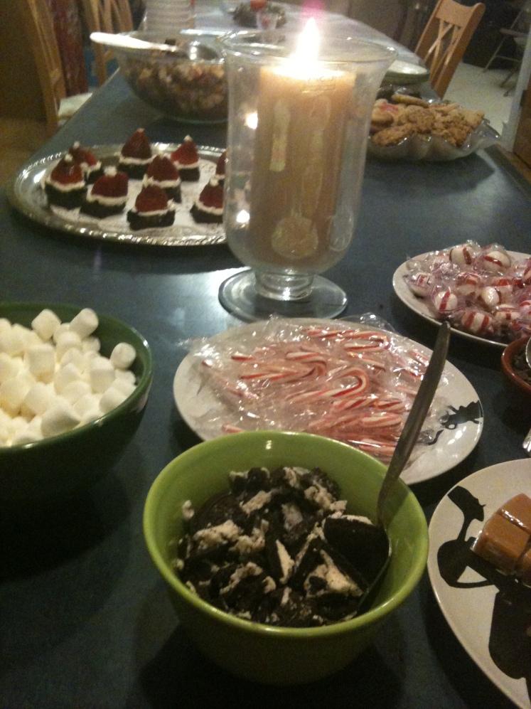 A Christmas Party_Hot Cocoa Bar