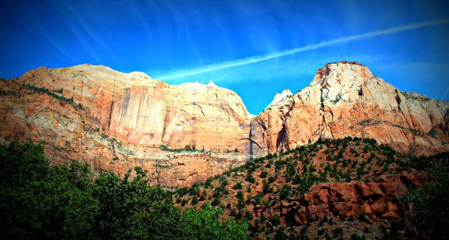 Mt. Zion National Park, Utah