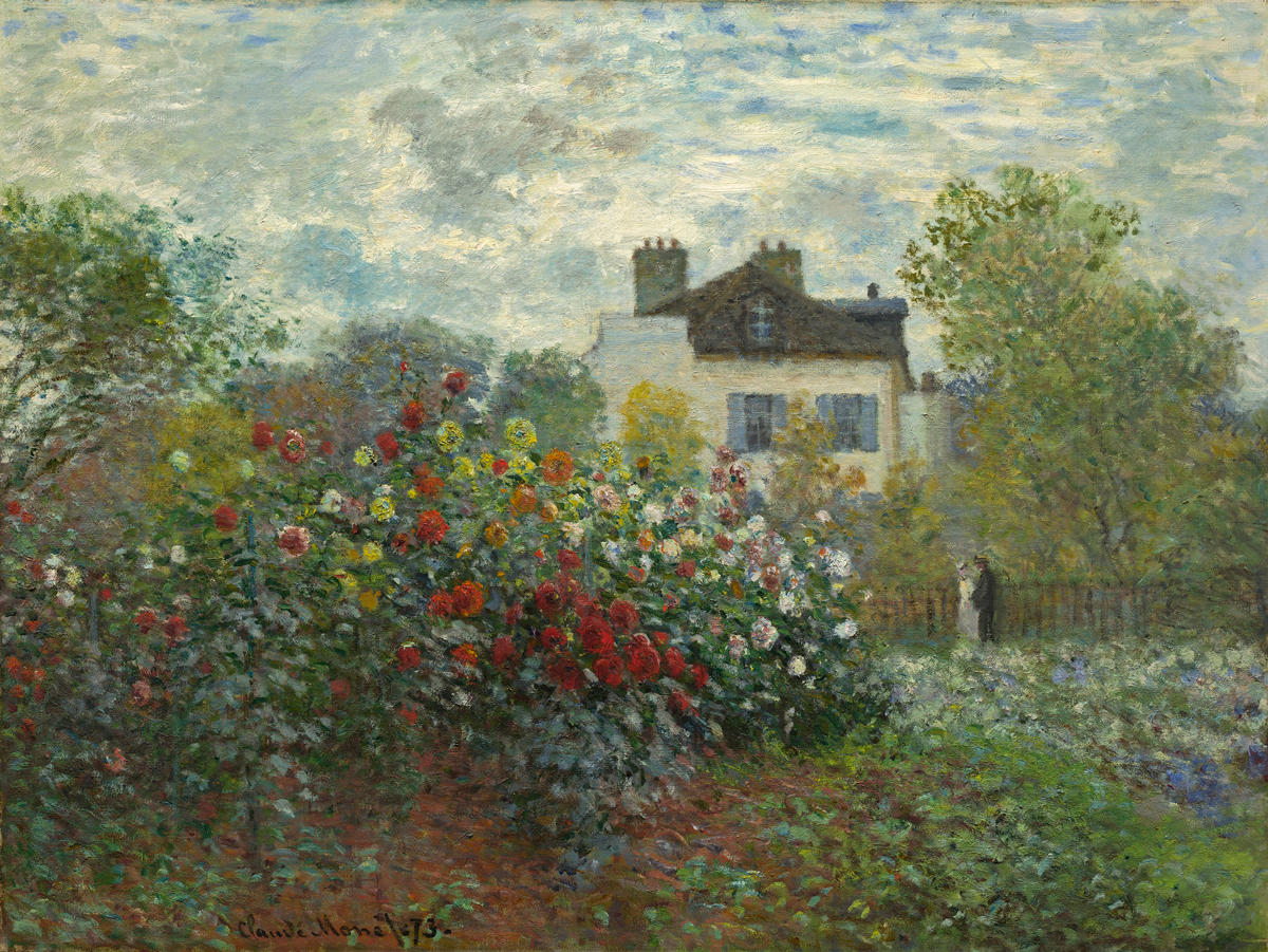 ArtistsGardenatArgeneuil_Monet