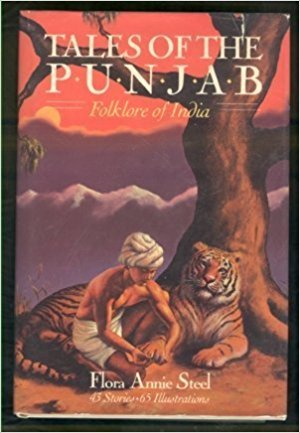 tales of the punjab book cover