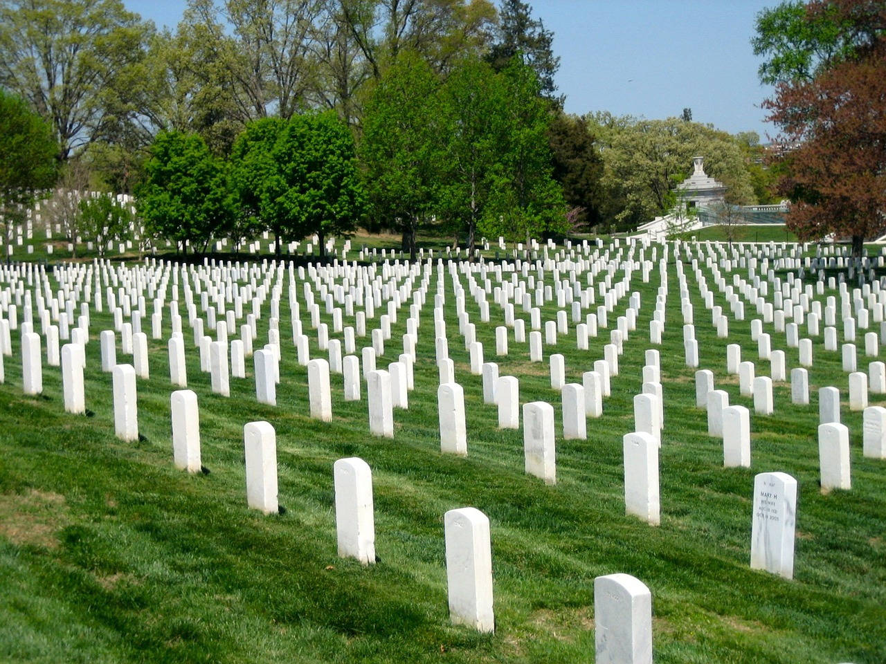arlington-national-cemetery-354846_1280