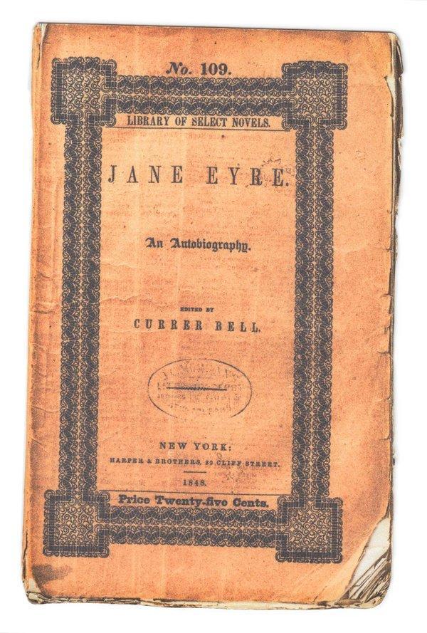 jane eyre- overlooked